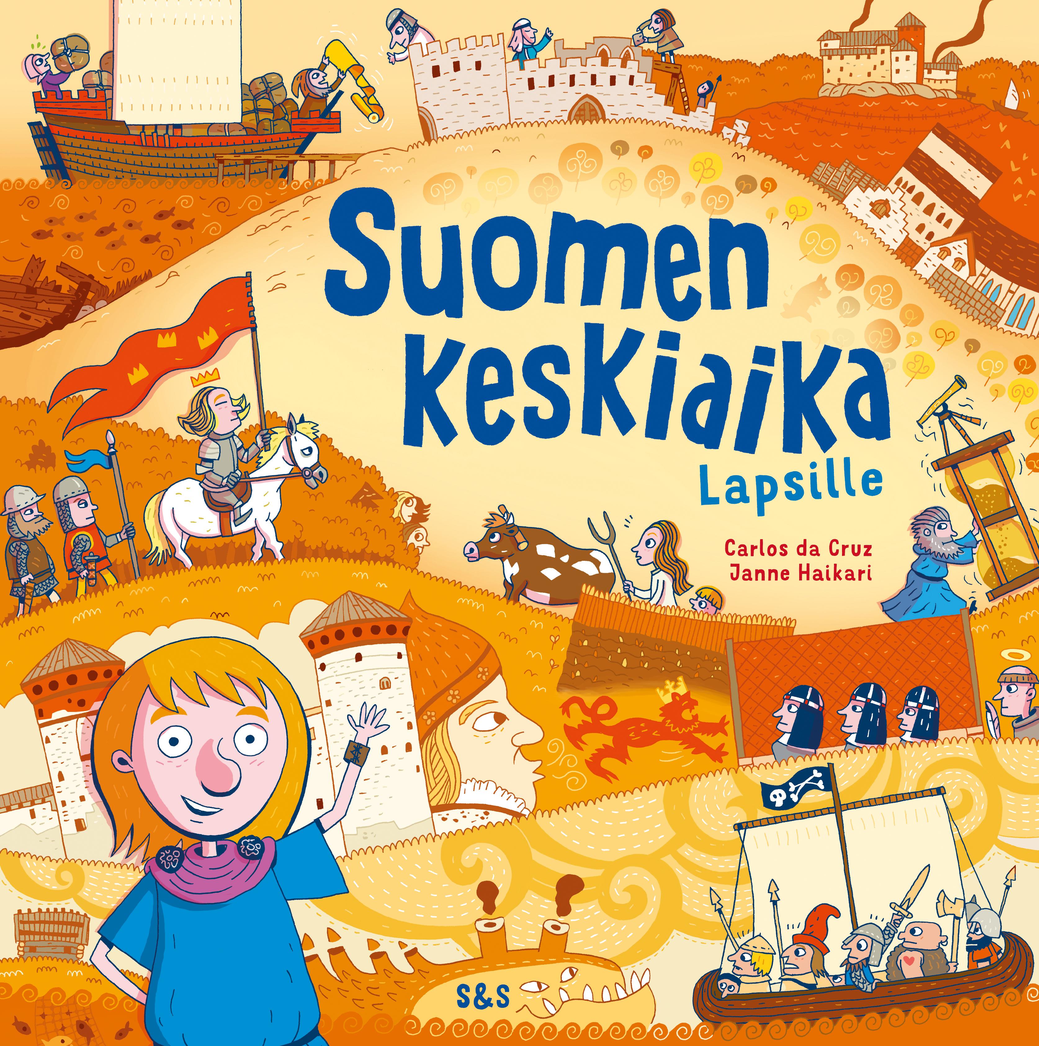 Suomen keskiaika lapsille