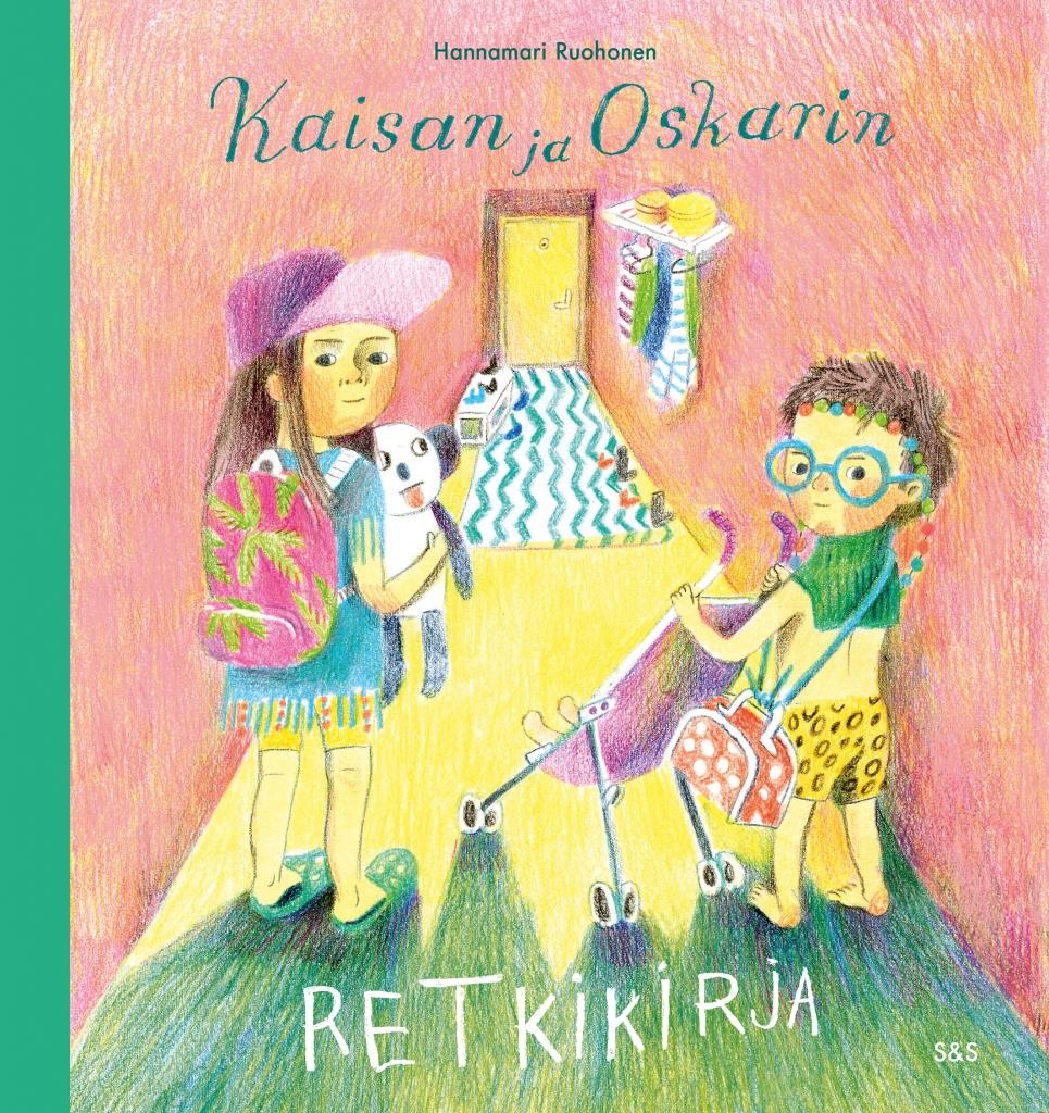 Kaisan ja Oskarin retkikirja