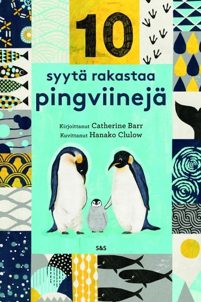 10 syytä rakastaa pingviinejä