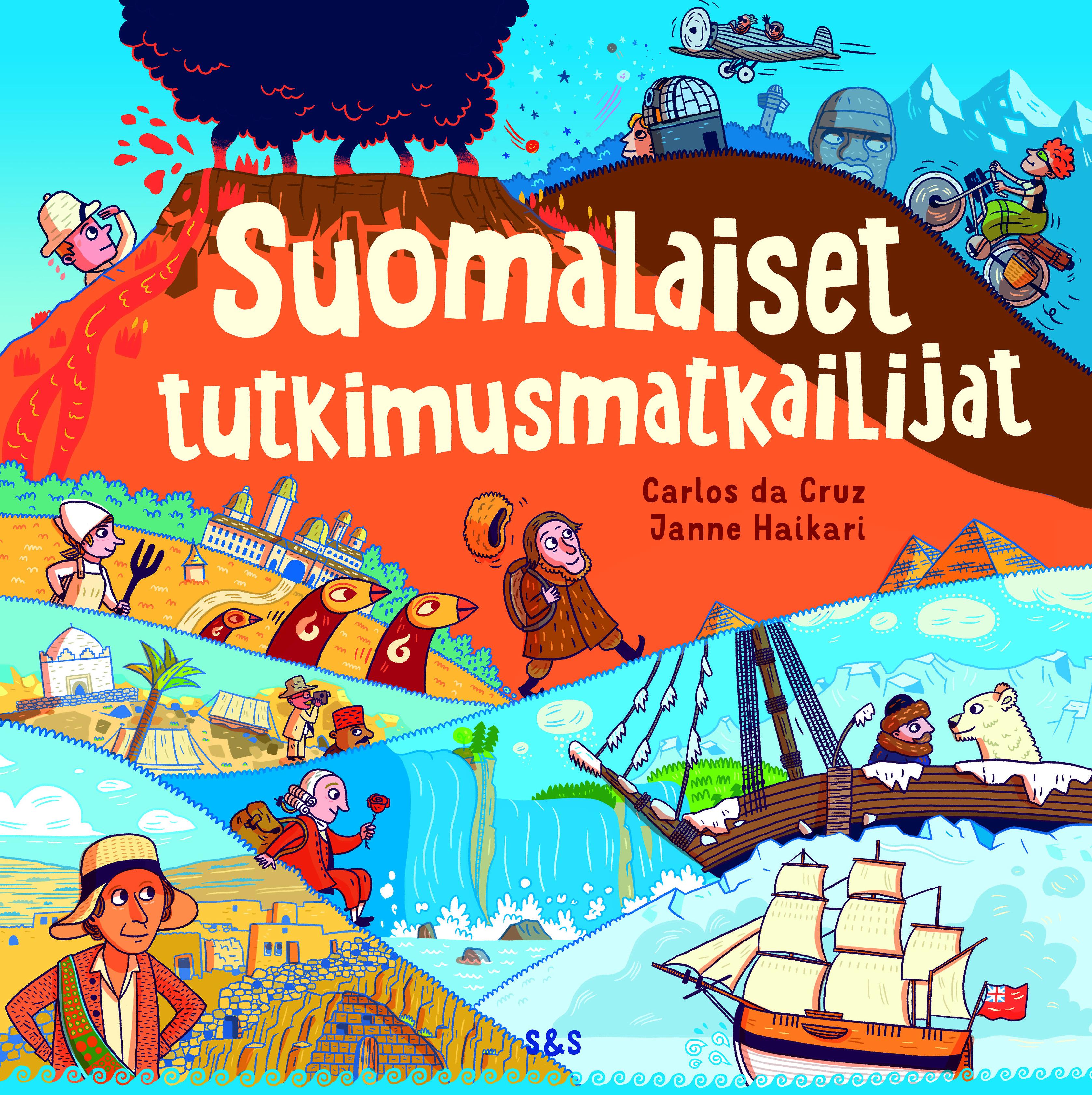 Suomalaiset tutkimusmatkailijat