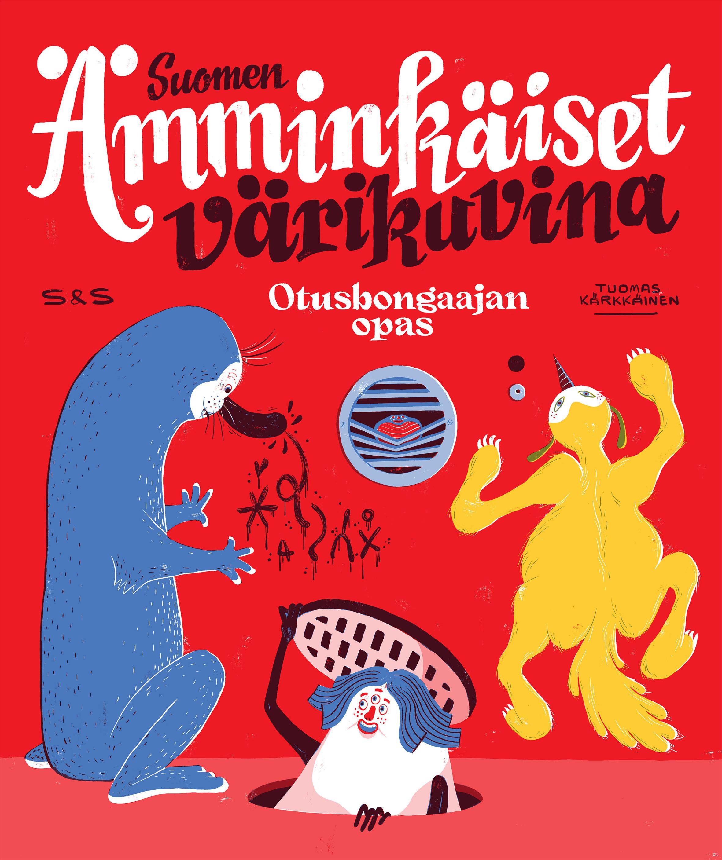 Suomen ämminkäiset värikuvina