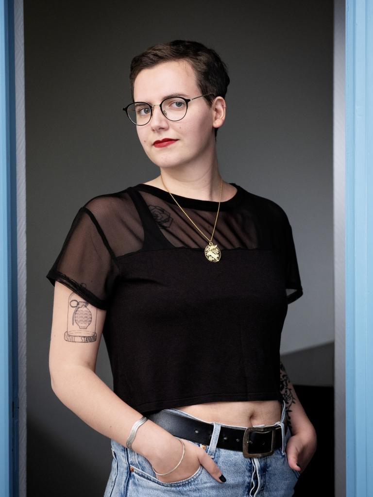 Pauline Harmange