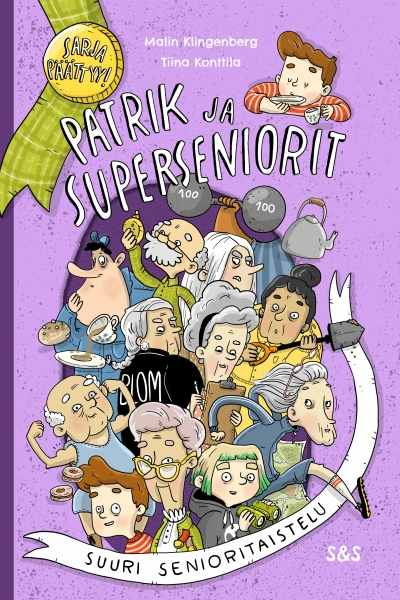 Patrik ja superseniorit 6